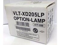 Mitsubishi VLT-XD205LP Projector Lamp for SD205, SD205R, SD205U, XD205, XD205U