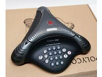 *NEW* Polycom VoiceStation 300 Audio Conference Phone. Free post to UK