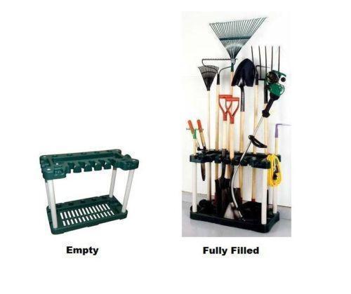 Garden tool organizer ebay for Gardening tools organizer