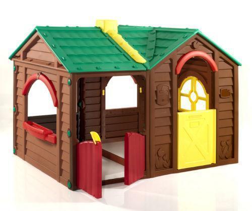 Plastic Playhouse Ebay