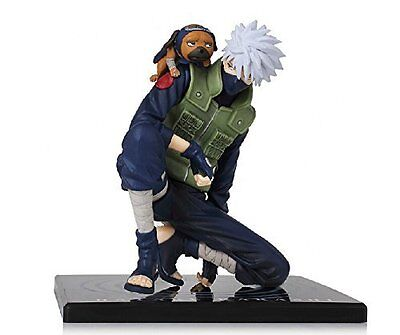 "Naruto Japanese Anime Hatake Kakashi Sharingan 6"" Model Statue Figure Toys NEW"