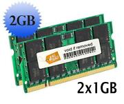 Dell Inspiron B130 Memory