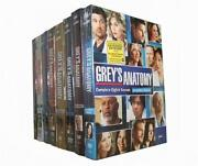 Greys Anatomy Seasons 1-8
