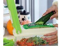 *** SALE Super Slicer Dicer Cutter Chopper Vegetable Fruit Salad Kitchen Gadget Tool ***