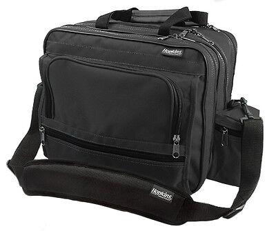 Hopkins Mark V Shoulder Bag for Home Health Nurses- Black 1 ea