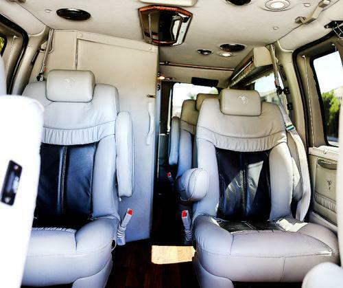 luxury conversion vans for sale