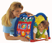 Fisher Price tunnel/playmat