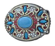 Ladies Western Belt Buckle