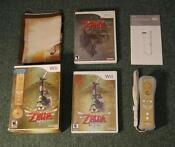 The Legend of Zelda Skyward Sword Limited Edition