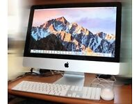 2011 21.5 Full HD Apple iMac i5 2.5ghz 8GB RAM 500GB HDD AMD 6750 512GB GPU