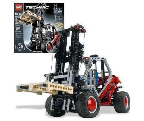 Lego Forklift Ebay