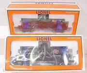 Lionel Tank Car