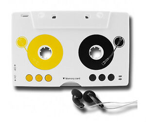 Cassette Tape to PC MP3 Converter Capture Music Player (New)