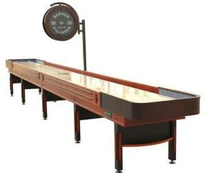 Shuffleboard Table 22