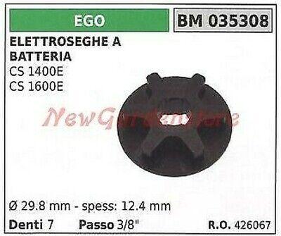 Arandela Piñón Cadena EGO Para Sierra Eléctrica con Batería Cs 1400E 1600E