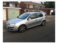 2005 VW Golf 1.9 TDI Breaking For Spares