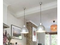 Ceiling pendant lamps (2)
