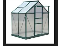 WANTED GREENHOUSE (PERSPEX/PLASTIC)