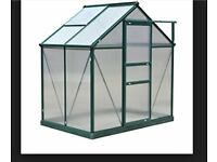 WANTED PERSPEX GREENHOUSE