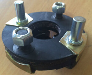 POWER STEERING BOX COUPLING TO SUIT HOLDEN HQ HJ HX HZ WB !! NEW !!