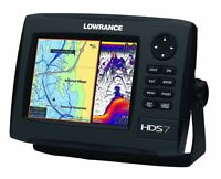 Lowrance HDS-7 Gen2 Insight Fishfinder and Chartplotter