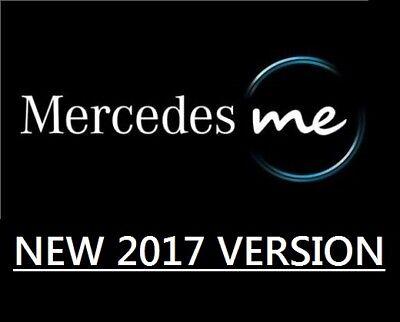 Mercedes Wis Asra   Epc Ewa 2017 Oem Service Shop Repair Manual Set Combo Pack