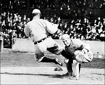 Ty Cobb #2 Photo 8X10 - Detroit Tigers Spikes 1920