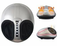 Angel Shiatsu + Air Pressure Kneading and Rolling Foot Massager