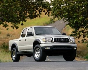 LOOKING FOR 1999-2004 Toyota Tacoma 4X4