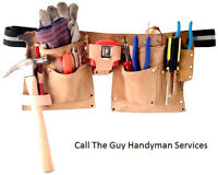 Call The Guy Handyman Services