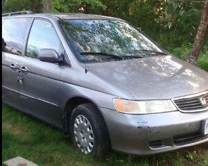 2000 Honda Odyssey Minivan, Van Gatineau Ottawa / Gatineau Area image 2