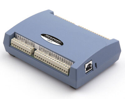 New Usb-tc Usb-based 8-channel Thermocouple Input Module. Measurement Computing