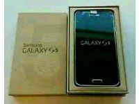 Samsung galaxy S5 mobile phone.