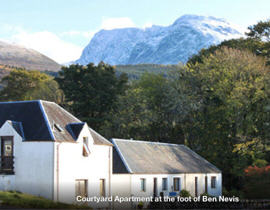 Fort William: 2 bedroom townhouse in torlundy courtyard