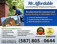 Need a NEW Roof?-$200 OFF Roofing Replacement