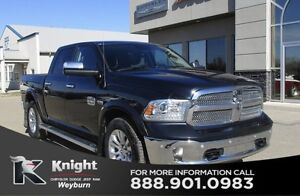 2014 Ram 1500 Longhorn Heated/Cooled Leather Sunroof Remote Star