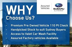 2016 Subaru Forester MY16 2.0XT Premium WR Blue Continuous Variable Wagon Zetland Inner Sydney Preview