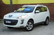 2011 Peugeot 4007 MY12 ST HDI White Auto Dual Clutch Wagon Upper Ferntree Gully Knox Area Preview