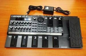 As New in box, used once Boss GT8 Fx Board Paid $995 sell $395 Lutwyche Brisbane North East Preview