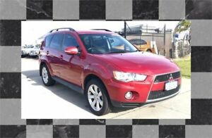 2012 Mitsubishi Outlander ZH MY12 XLS 6 Speed CVT Auto Sequential Wagon Wangara Wanneroo Area Preview