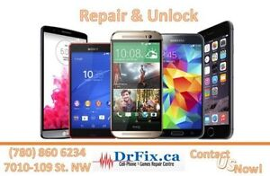 DrFiX  IPHONE SAMSUNG HTC LG BLACKBERRY/ ALL LCD SCREEN