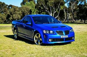2009 Holden Ute VE MY10 SS V Special Edition Blue 6 Speed Manual Utility Medindie Walkerville Area Preview