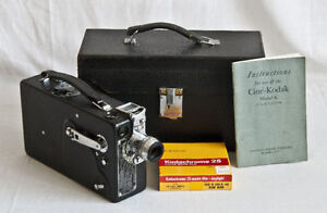 16MM CINE - KODAK CAMERA