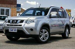 2011 Nissan X-Trail T31 Series IV ST 2WD Silver 1 Speed Constant Variable Wagon Bellevue Swan Area Preview