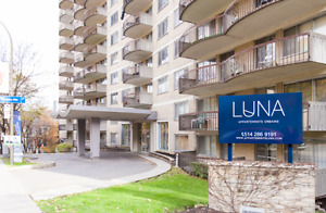 SUBLET OR LEASE TRANSFER 3 ½ at LUNA Apartments
