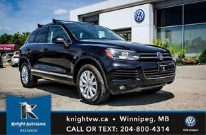2014 Volkswagen Touareg Comfortline AWD 0.99% Financing Availabl