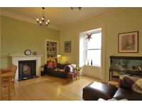Stunning bright spacious central Edinburgh 2 bed. Short term let, May to July inc. Bills included