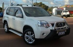 2013 Nissan X-Trail T31 Series V TS White 6 Speed Sports Automatic Wagon Gosnells Gosnells Area Preview
