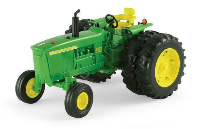 1/16 Big Farm 4020 Tractor - Lights & Sounds TBEL46292