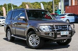 2014 Mitsubishi Pajero NW MY14 VR-X Bronze 5 Speed Sports Automatic Wagon Myaree Melville Area Preview